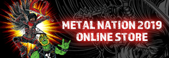 Metal Nation OFFICIAL GOODS バナー