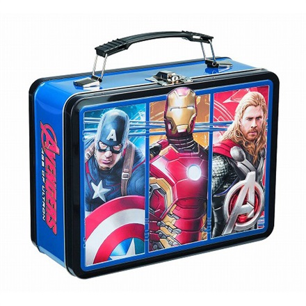 【映画】アベンジャーズ AGE OF ULTRON LARGE TIN TOTE(FREE)