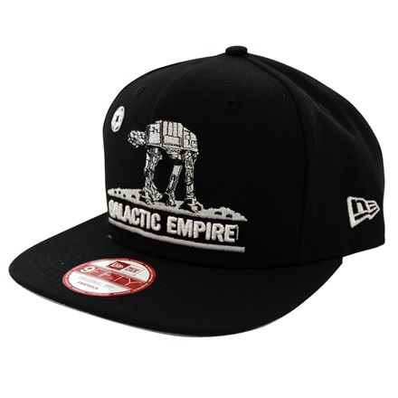 【映画】スター・ウォーズ GALACTIC EMPIRE  SNAP BACK CAP