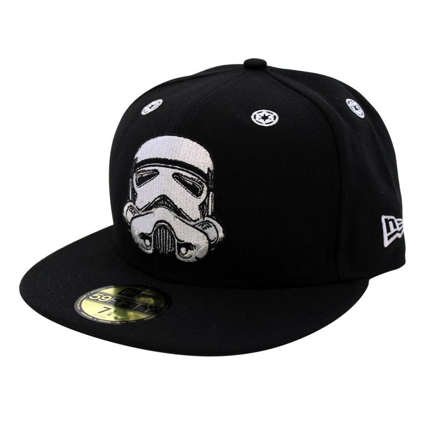 映画 スター ウォーズ trooper 5950 stargazer fitted cap wowshop