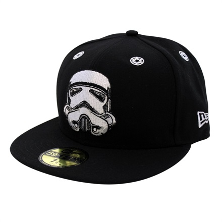 【映画】スター・ウォーズ TROOPER 5950 STARGAZER FITTED CAP