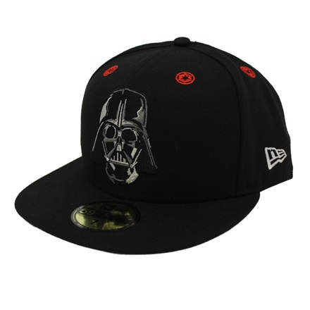 【映画】スター・ウォーズ DARTH VADER 5950 STARGAZER FITTED CAP