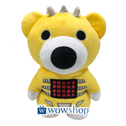 【hide】サイコベア 2in1 プラッシュ(YELLOW Ver.)★wowshop限定(FREE)