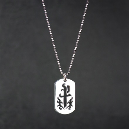 Cutting Edge Dog Tag / Bチェーン
